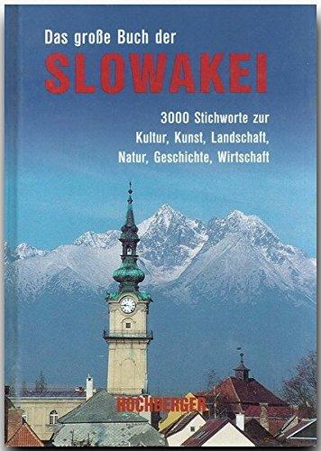 9783808320556: Das große Buch der Slowakei