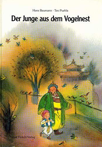 Der Junge aus dem Vogelnest (Livre en: Hans Baumann