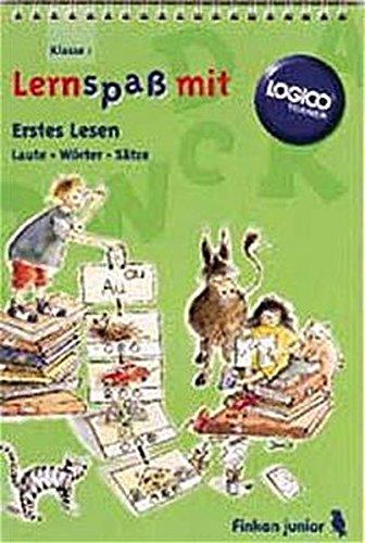 9783808445068: Logico Trainer, Übungsbücher, Erstes Lesen, Klasse 1