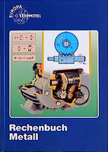 Rechenbuch Metall. (Lernmaterialien)