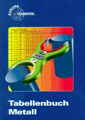 9783808511206: Tabellenbuch Metall