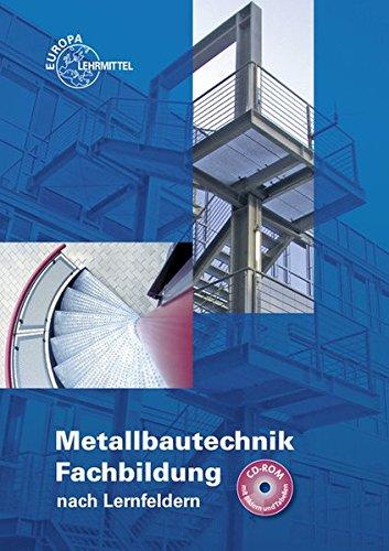 9783808512203: Metallbautechnik Fachbildung