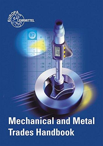 9783808519134: Mechanical and Metal Trades Handbook