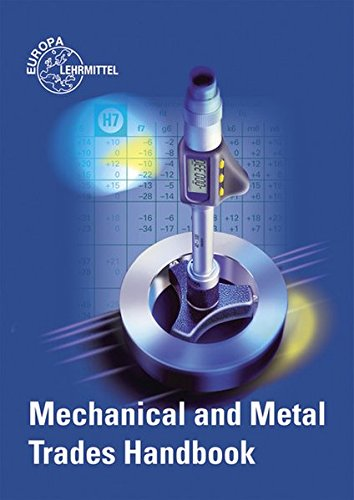 9783808519141: Mechanical and Metal Trades Handbook