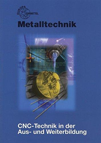 9783808519189: CNC-Technik in der Aus- und Weiterbildung