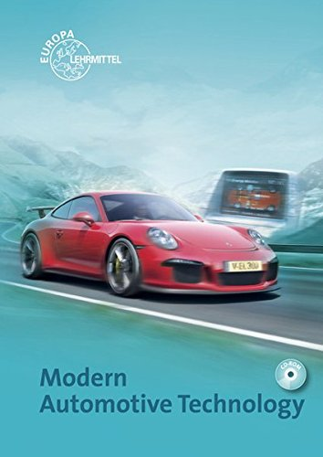 9783808523025: Modern Automotive Technology: Fundamentals, Service, Diagnostics