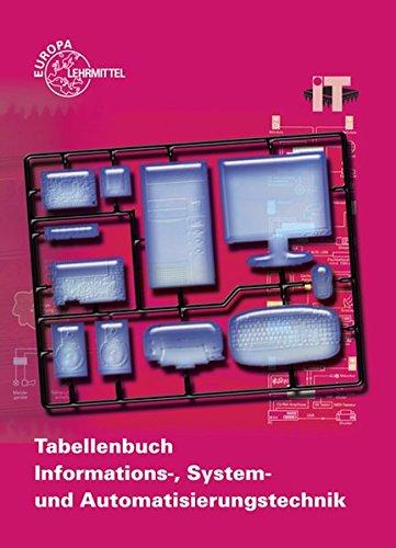 9783808531402: Tabellenbuch Informations-, System- und Automatisierungstechnik