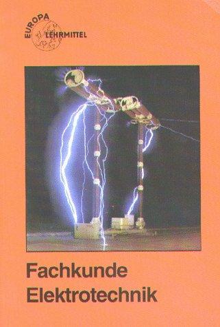 Fachkunde Elektrotechnik: Desconocido