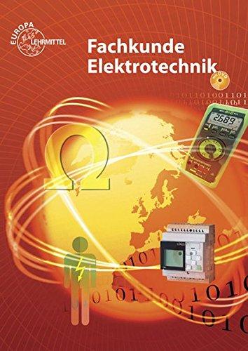 9783808534359: Fachkunde Elektrotechnik