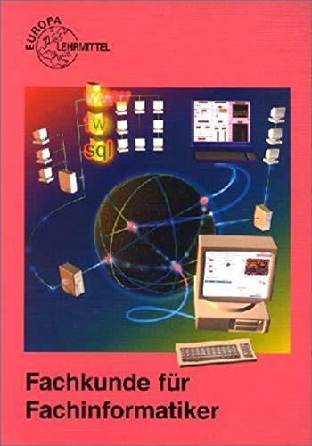 9783808536513: Fachkunde für Fachinformatiker und Informatikkaufleute. (Lernmaterialien)