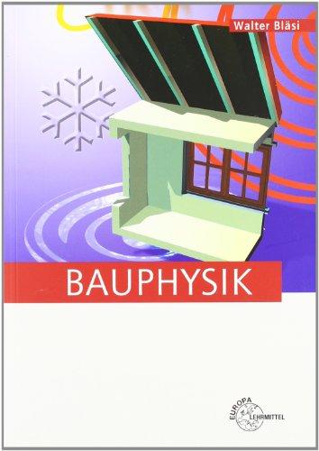 9783808542682: Bauphysik
