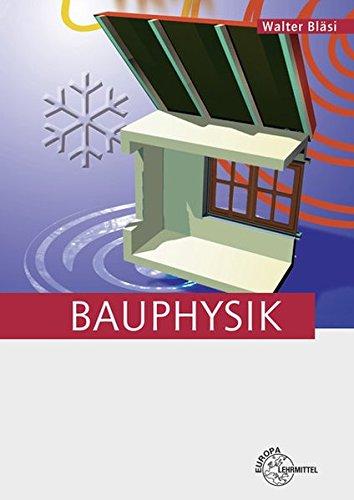 9783808542705: Bauphysik
