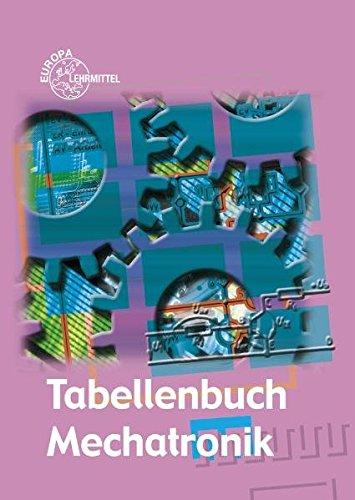 9783808545058: Tabellenbuch Mechatronik