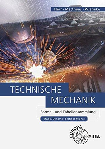 Technische mechanik und festigkeitslehre zvab for Mechanik statik
