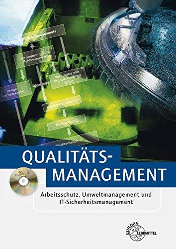 9783808553848: Qualitätsmanagement