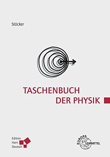 9783808556771: Taschenbuch der Physik. Mit CD-ROM