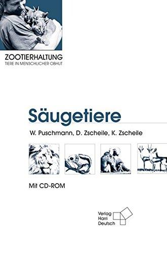 9783808557440: Zootierhaltung. Säugetiere
