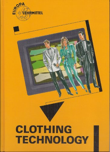 Clothing Technology (German and English Edition): Eberle, von