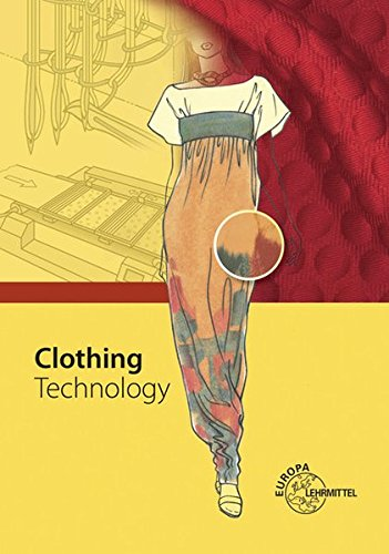 Clothing Technology Clothing Technology, Roland Kilgus, Used, 9783808562260 Ships with Tracking Number! INTERNATIONAL WORLDWIDE Shipping available. May not contain Access Codes or Supplements. May be ex-library. Shipping & Handling by region. Buy with confidence, excellent customer service!