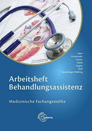 9783808566534: Arbeitsheft Behandlungsassistenz