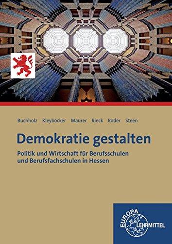 9783808567548: Demokratie gestalten - Hessen
