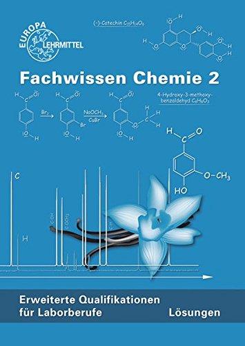 9783808569948: Lösungen zu 69956 - Fachwissen Chemie 2
