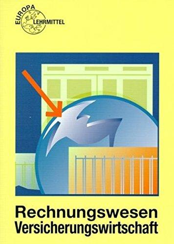 9783808574843: Rechnungswesen Versicherungswirtschaft (Livre en allemand)