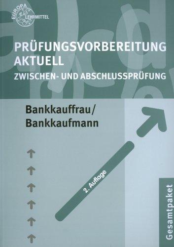 9783808575260: Prüfungsvorbereitung aktuell Bankkauffrau /Bankkaufmann