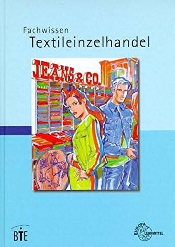 9783808576434: Fachwissen Textileinzelhandel