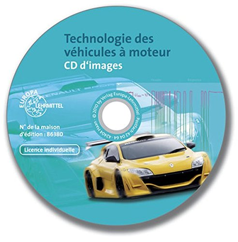 9783808586488: CD d'Images Technologie des Vehicules a Moteur