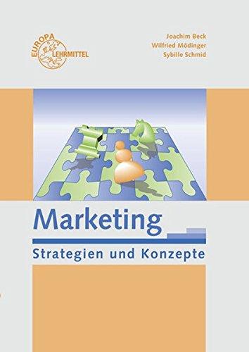 9783808592601: Marketing - Strategien und Konzepte
