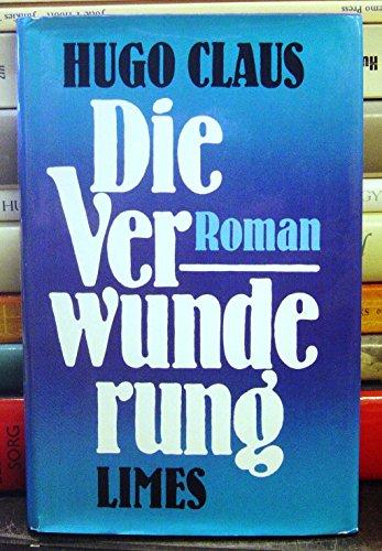 9783809021513: Die Verwunderung.. Roman.
