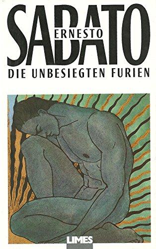 9783809022985: Die unbesiegten Furien. Essays