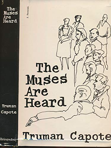 9783809023128: The Muses are Heard