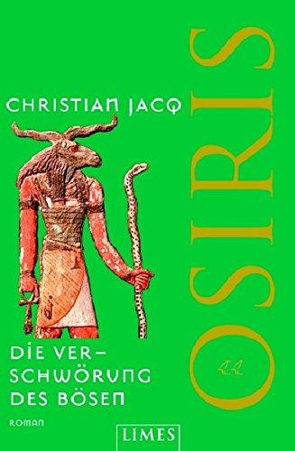 9783809025078: Die Verschwörung des Bösen Osiris