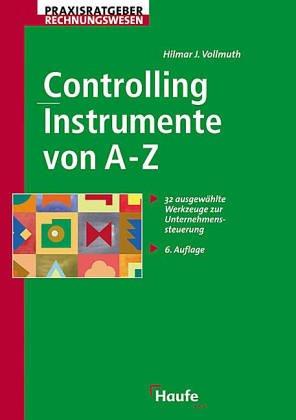 9783809213314: Controlling-Instrumente von A - Z