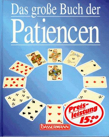 9783809402343: Das grosse Buch der Patiencen
