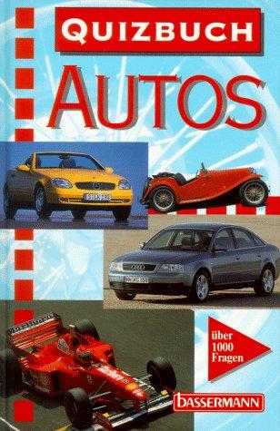 Quizbuch Autos