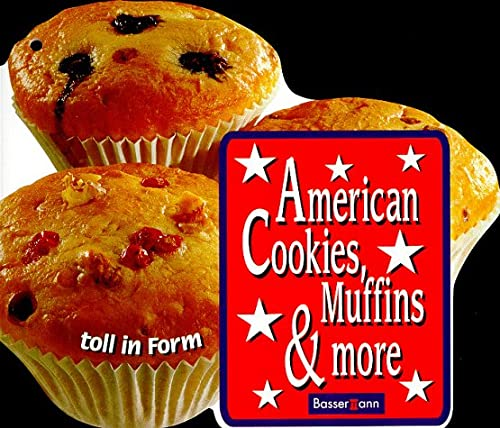 9783809406730: American Cookies, Muffins & more