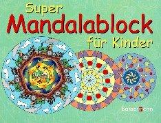 9783809408499: Super-Mandalablock. F�r Kinder