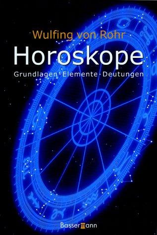 9783809411154: Horoskope