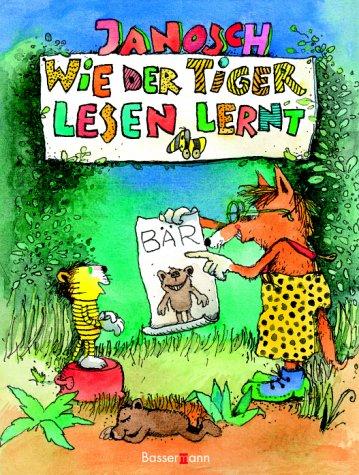 9783809412373: Wie Der Tiger Lesen Lernt