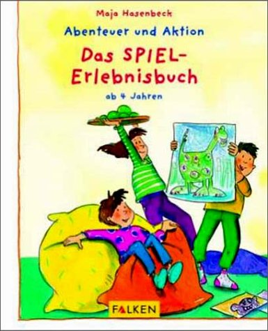 9783809413615: Das Spiel- Erlebnisbuch. ( Ab 4 J.).