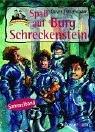 9783809414155: Spass auf Burg Schreckenstein - Sammelband