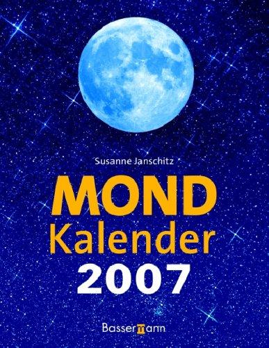 Mondkalender 2007.