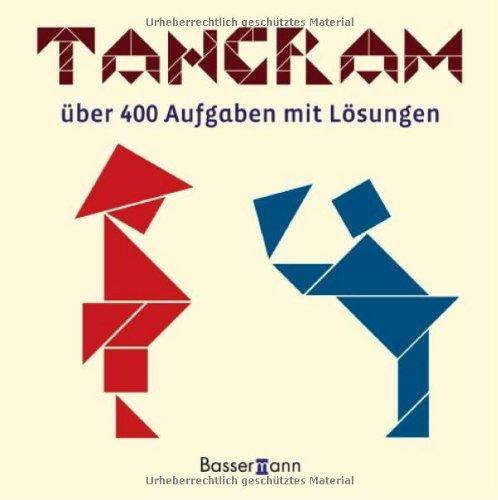 9783809420286: Tangram Set: Über 400 Puzzles mit Lösungen