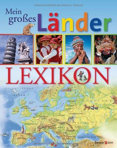 9783809422426: Mein großes Länderlexikon