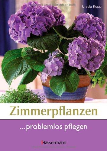 Zimmerpflanzen . problemlos pflegen. Ursula Kopp - Kopp, Ursula (Verfasser)