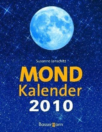 9783809424888: Mondkalender 2010
