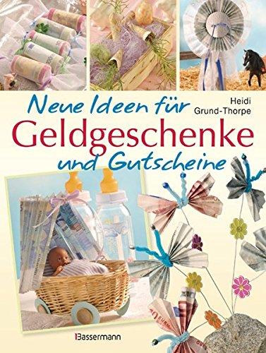 9783809425274 Neue Ideen Fur Geldgeschenke Und Gutscheine